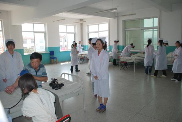 护理学校学生实习
